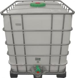 Kunststofftank 1000 Liter Regenwasstank, Wassertank