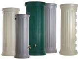 Regenwasser-Säulentank 1000l steingrau Graf/Garantia 326506