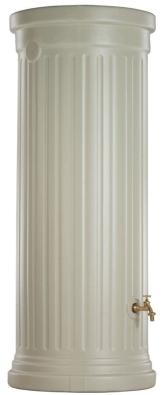 Regenwasser-Säulentank 2000l sandbeige