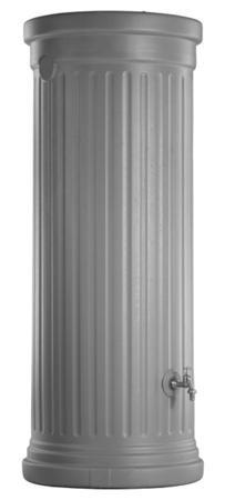 Regenwasser-Säulentank 500l steingrau Graf/Garantia 326512