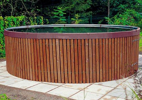 beckmann regenfass 4000 liter regentonne. Black Bedroom Furniture Sets. Home Design Ideas
