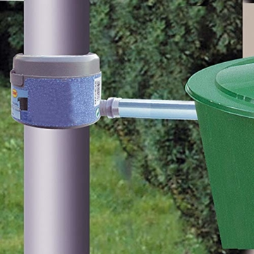 Garantia Regentonnen Füllautomat (Regensammler), DN Fallrohrgrößen: 70 - 100 mm, für Dachflächen bis max. 50 m² - 503011 - 3