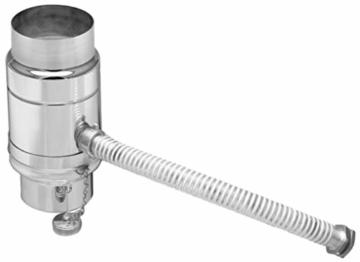 Wassersammler mit Set Titanzink in den Größen 76, 80, 87 und 100 mm (100 mm) - 1